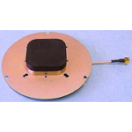 Antcom 3.7GO15A2-3.4MR Single Frequency L1 GPS/L-Band Antenna Flat Mount Configuration