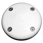 Antcom 3GOXX16A4-XTR-1-3 Active or Passive Single-Frequency GPS Antenna with Additional Back Mount