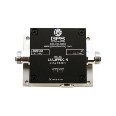L1/L2FPDC GPS Filter