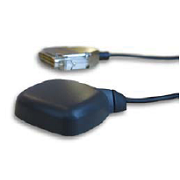 PCTEL 5012D-RD Smart Magnet Mounted GPS Antenna with Integrated Receiver and RS232 Interface Options