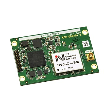 NV08C-RTK GNSS Receiver Board