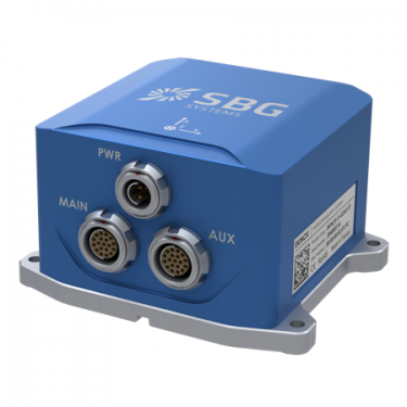 SBG Ekinox-E Externally Aided Inertial System